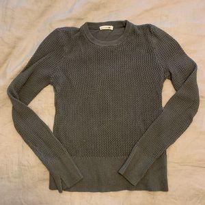 Rag & Bone Gray knit sweater
